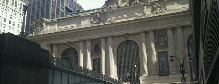 Grand Central Terminal is one of Earth Day 2012!.