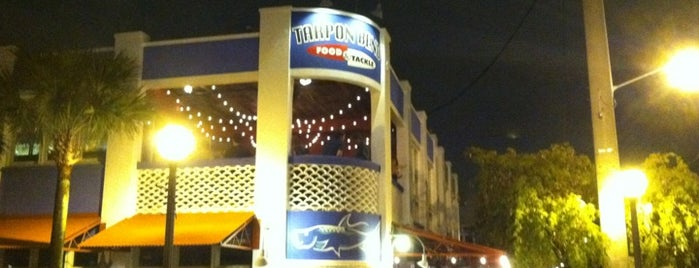 Tarpon Bend Food & Tackle is one of Best Burgers in Fort Lauderdale.