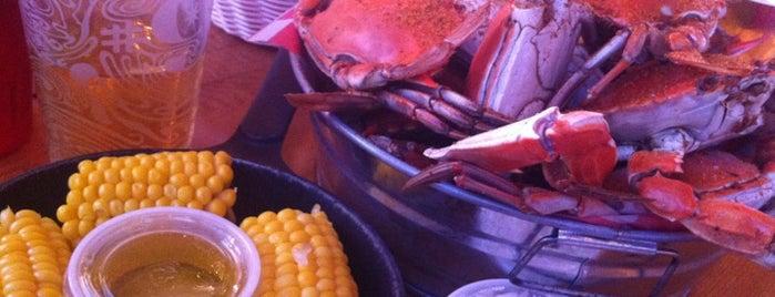 Brooklyn Crab is one of More Like Rad Hook.