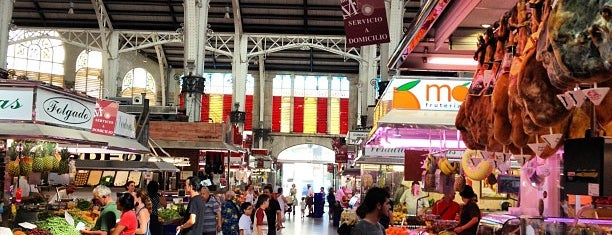Mercat Central is one of VALENCIA.