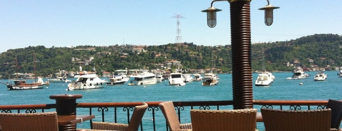 Bebek Otel is one of Istanbul Culinary Adventures.
