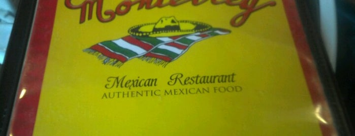 Monterrey Mexican Restaurant is one of ATL.