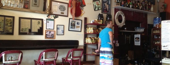 Island Joe's Coffee is one of Key West.