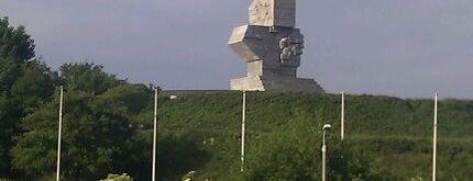 Westerplatte is one of Gdansk.