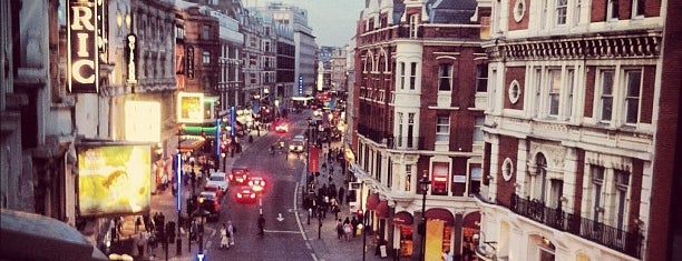 Shaftesbury Avenue is one of Part 1 - Attractions in Great Britain.