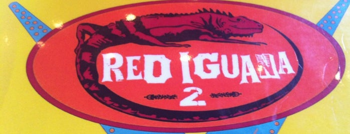 Red Iguana 2 is one of Locais salvos de Jordan.