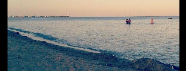 Пляж is one of Orte, die 💃VIKА💃 gefallen.