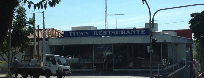 Titan Restaurante is one of Orte, die Erika gefallen.