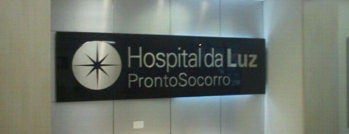Hospital da Luz is one of São Paulo by Lu C..