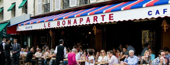 Le Bonaparte is one of Mes restaurants favoris à Paris 2/2.
