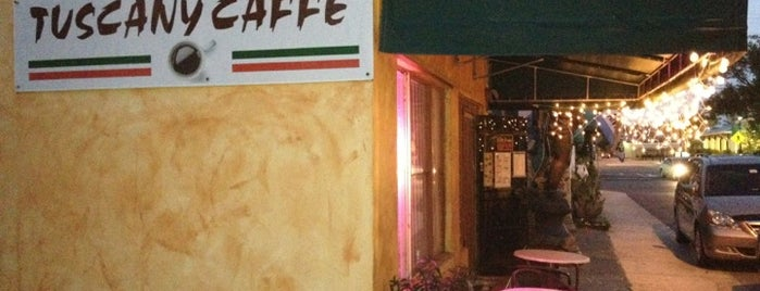 Tuscany Caffe is one of Fort Lauderdale.