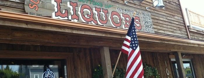 Sunset Liquors is one of Lugares favoritos de Philip.