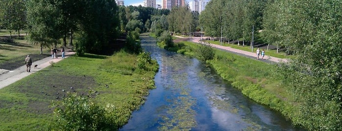 Природный парк «Долина реки Яузы» is one of Москва todo.