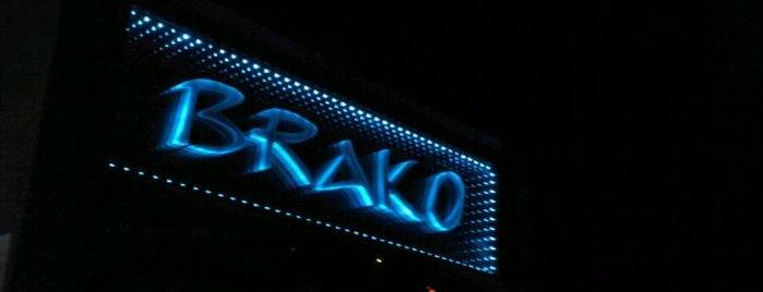 Brako Bar is one of 20 favorite restaurants.