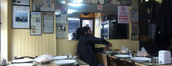 Tarihi Subaşı Lokantası is one of İstanbul gidilecek mekanlar.