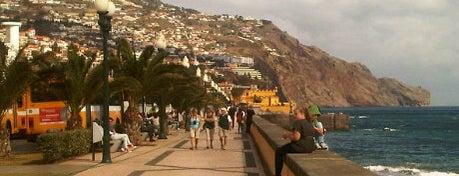 Avenida do Mar is one of Funchal #4sqCities.
