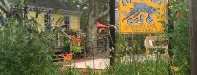 Flying Fish Cafe is one of cape cod.