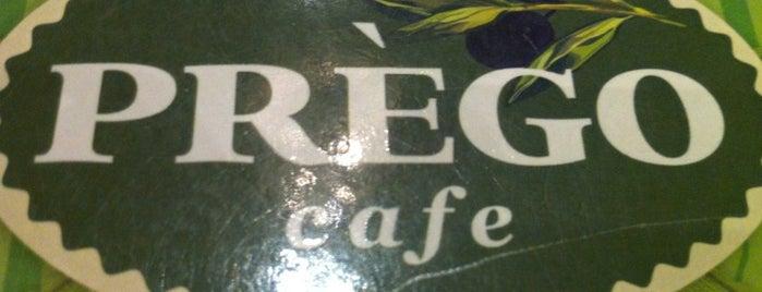 Prego Café is one of Рестораны итальянской кухни.