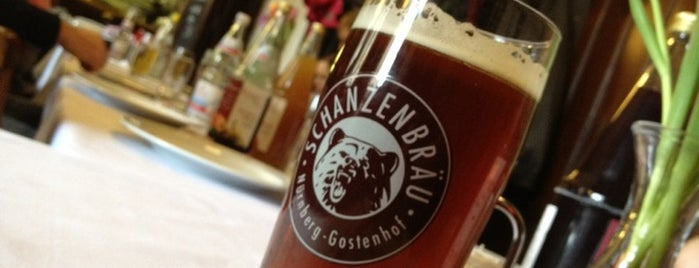 Schanzenbräu is one of The World's Best Breweries.