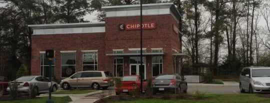 Chipotle Mexican Grill is one of Orte, die Bianca gefallen.
