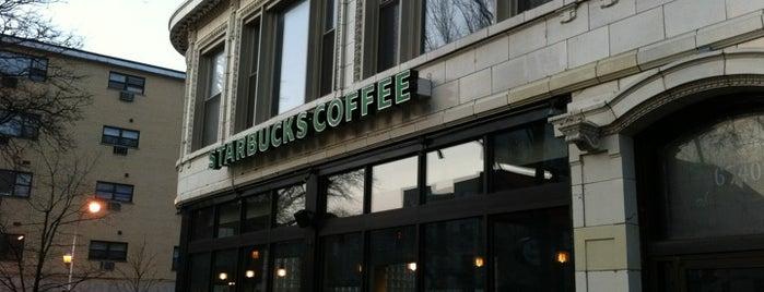 Starbucks is one of Stuff I Done Ate.