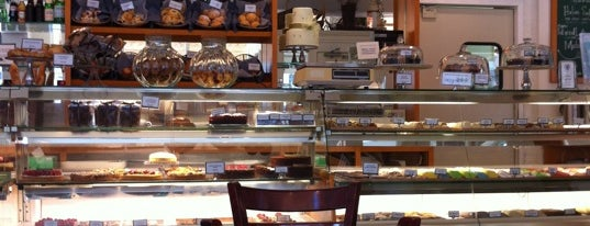 Bittersweet Pastry Shop & Cafe is one of Independent Coffee Shops - Chicago.