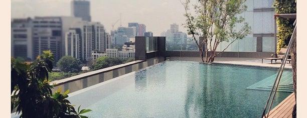 Novotel Bangkok Platinum is one of Lugares favoritos de Fadlul.