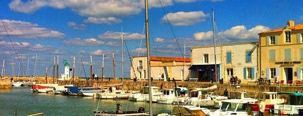 Port de la Flotte is one of Lieux qui ont plu à Marialéna.