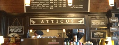 Atticus Coffee & Gifts is one of geg.
