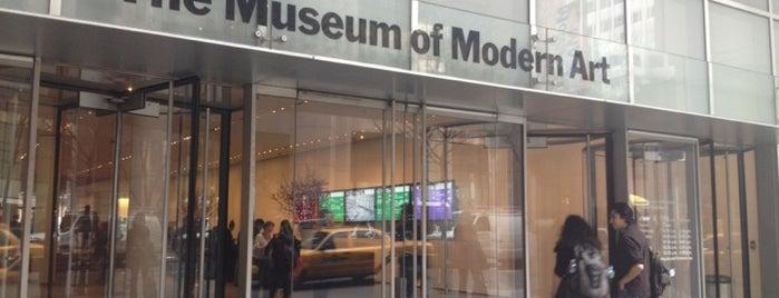 ニューヨーク近代美術館 is one of A Trip to New York.
