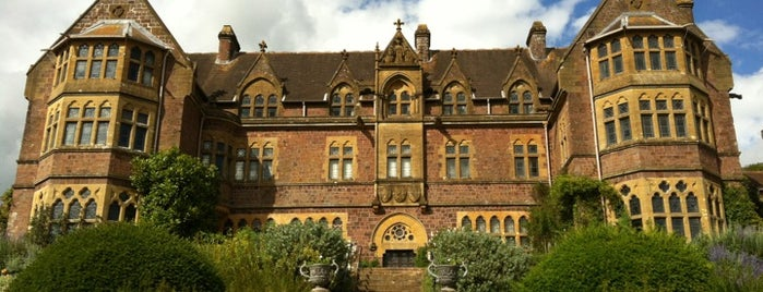 Knightshayes Court is one of Exeter.