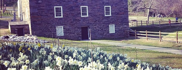 Peirce Mill is one of 111 Places Tips.