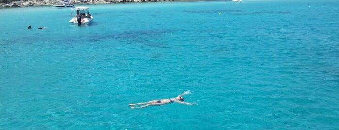 Blue Lagoon is one of Кипр.