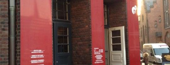 Dialog im Dunkeln is one of StorefrontSticker #4sqCities: Hamburg.