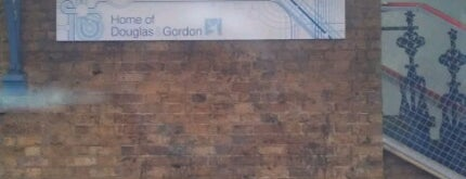 Putney Railway Station (PUT) is one of You calling me a train spotter?.