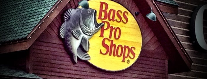 Bass Pro Shops is one of Tennessee must visits!.