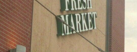 The Fresh Market is one of Lieux qui ont plu à Jean Carlos.