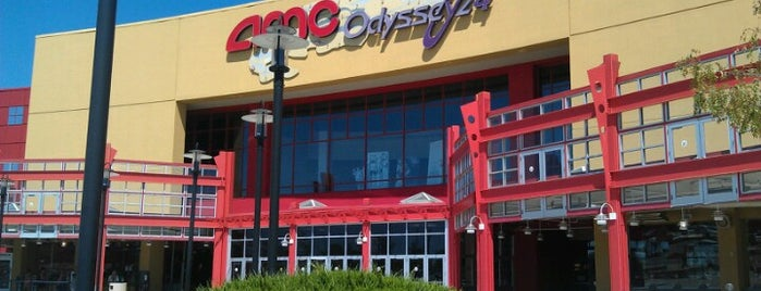 AMC Oakview Plaza 24 is one of Most visited.