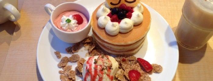 PANCAKE DAYs - Harajuku (パンケーキデイズ 原宿店) is one of おいしいパンケーキ&ホットケーキ屋さん.