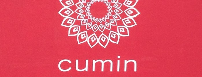 Cumin is one of Check, Please!.