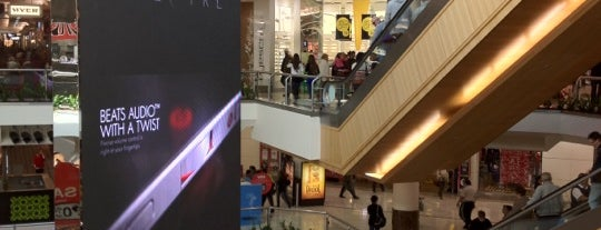 Westfield Parramatta is one of Shop Till You Drop.
