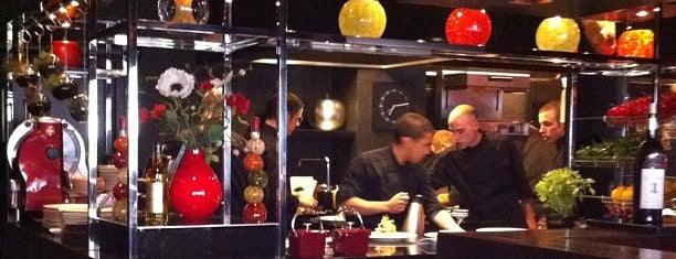 L'Atelier de Joël Robuchon is one of Food thats worth the effort.