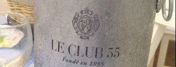 Club 55 Plage is one of Best of St Tropez.