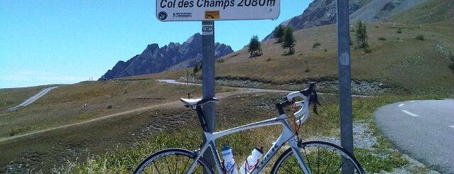 Col des Champs is one of Tempat yang Disimpan Urs.