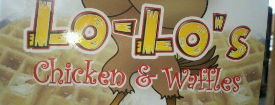 Lo-Lo's Chicken & Waffles is one of things to do in Phoenix. Az.