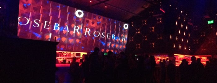 RoseBar is one of Bares y After Hours.