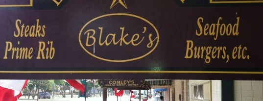 Blake's Luling is one of Kevin's Liked Places.