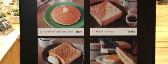 PAPER WALL CAFE ecute立川店 is one of おいしいパンケーキ&ホットケーキ屋さん.