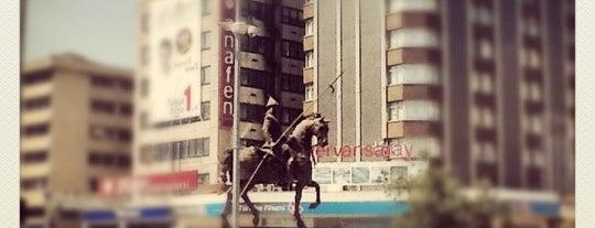 Şehreküstü is one of * GİDİYORUZ :)).