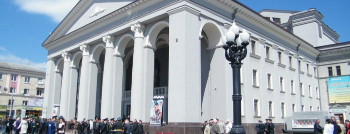 Театральна площа / Teatralna Square is one of Советы, подсказки.